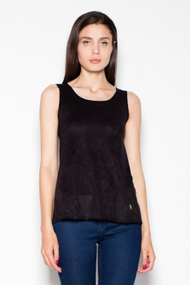 Блузка VENATON VT001 черный