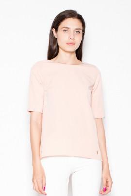 Блузка VENATON VT002 розовый