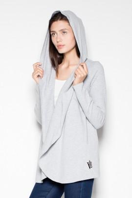 Блуза VENATON VT037 серый