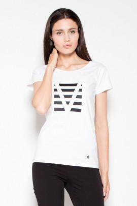 Блузка VENATON VT083 белый