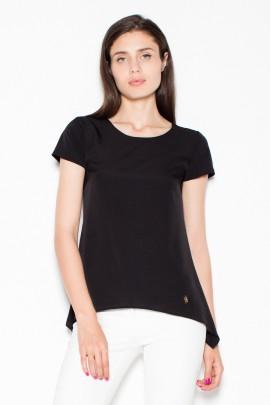 Блузка VENATON VT084 черный