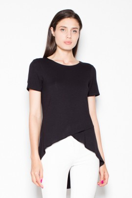Блузка VENATON VT085 черный