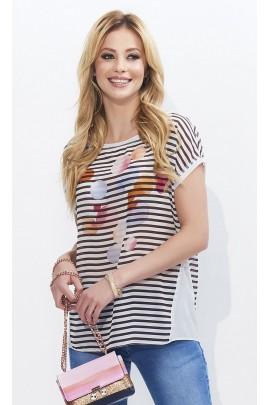 Блузка ZAPS ALEGRA цвет 004