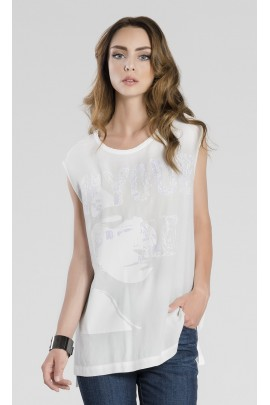 Блузка ZAPS SELECT Sel215004 Цвет 006