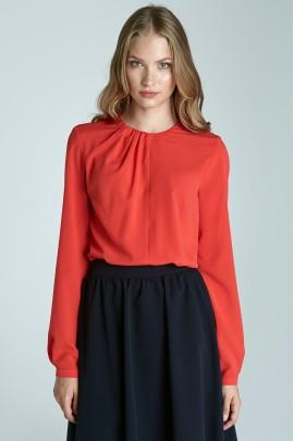 Блузка NIFE b61 оранжевый