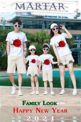 Сет HNY 001 - 4 футболки