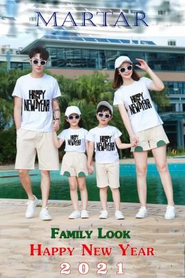 Сет HNY 003 - 4 футболки