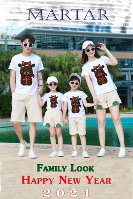 Сет HNY 004 - 4 футболки