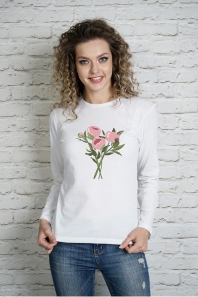 Блузка MARTAR 0050lg белый