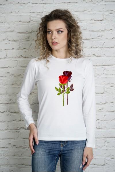 Блузка MARTAR 0051lg белый