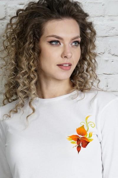 Блузка MARTAR 0054lg белый