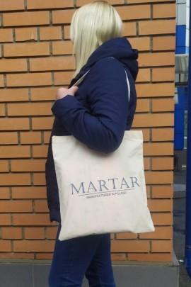 Шоппер MARTAR M001 натуральный хлопок