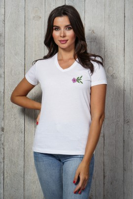 Блузка MARTAR 000-01 белый