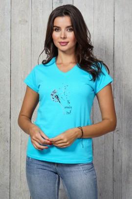Блузка MARTAR 000-06 бирюза