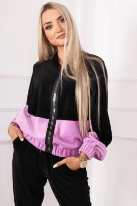 Блуза ALEKSSANDRA IRYS чёрный