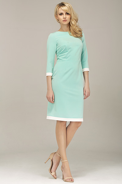 Платье ALORE al03 мята