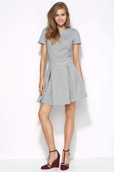 Платье ALORE al20 серый