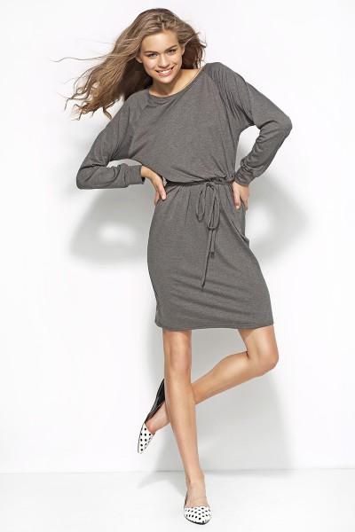 Платье ALORE al24 серый