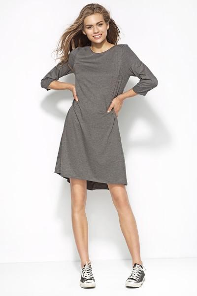 Платье ALORE al25 серый