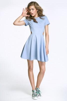 Платье ALORE al26 голубой