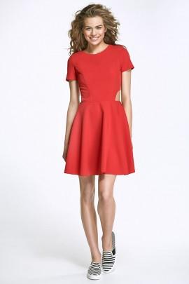 Платье ALORE al26 красный