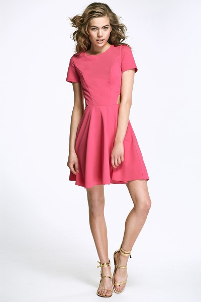 Платье ALORE al26 фуксия