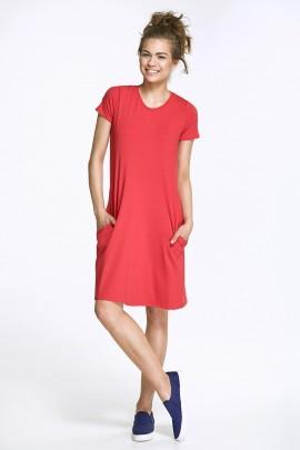 Платье ALORE al31 красный