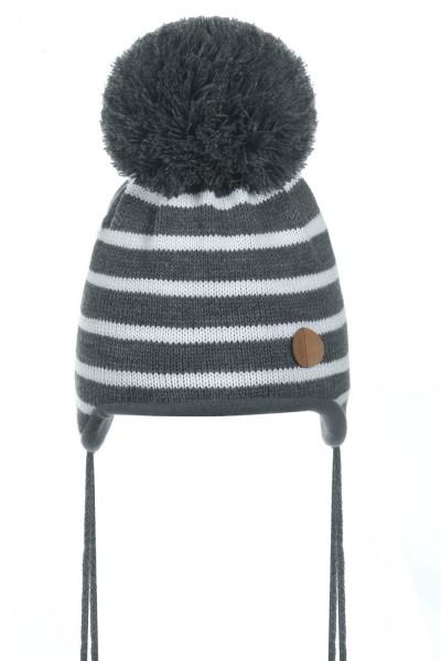 Шапка ANDER 1312 серый