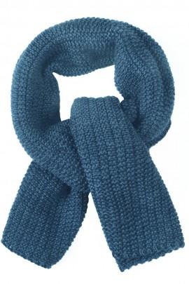 Шарф ANDER 1336-komin синий