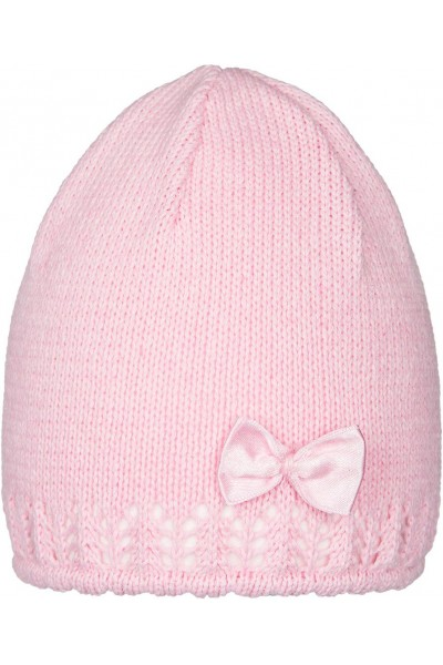 Шапка ANDER 9026 розовый разм. 42-44