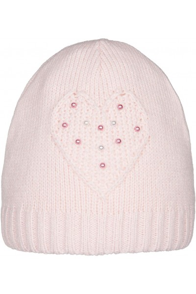 Шапка ANDER 9028 розовый  разм. 50-52