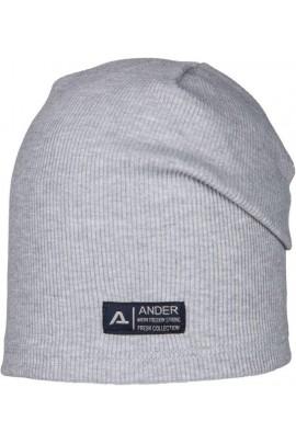 Шапка ANDER 9070 серый разм. 52-54