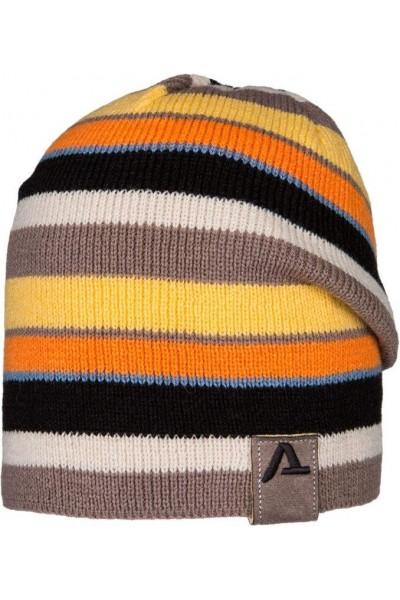 Шапка ANDER 9072 оранж-жёлтый разм. 54-56