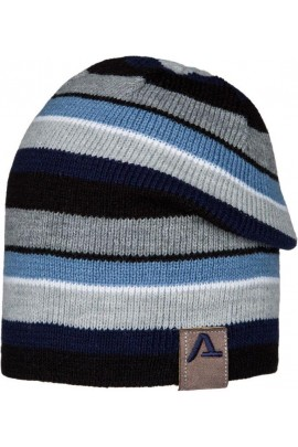 Шапка ANDER 9072 серо-синий разм. 54-56