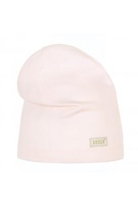 Шапка ANDER 1416 розовый разм. 54