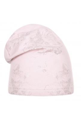 Шапка Ander 347 розовый 9-11 лет