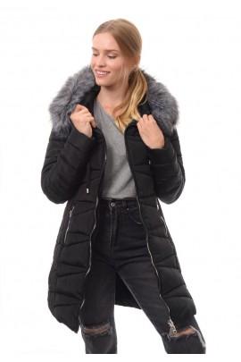Куртка BERENIKA зима чёрный