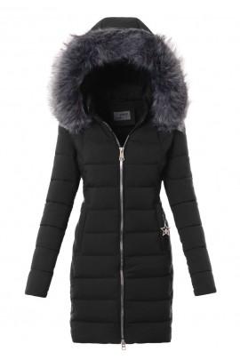 Куртка MILENA зима чёрный