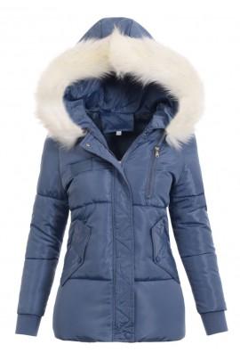 Куртка KORNELIA зима голубой