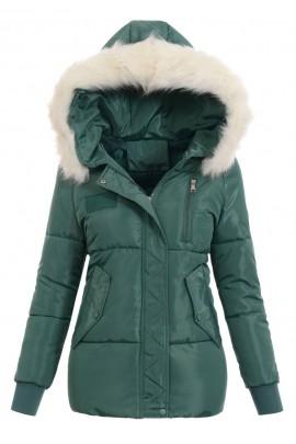 Куртка KORNELIA зима зелёный