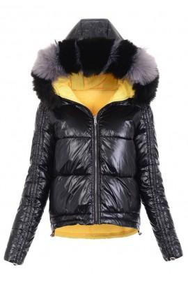 Куртка EWELINA зима ОРТАЛИОН чёрный