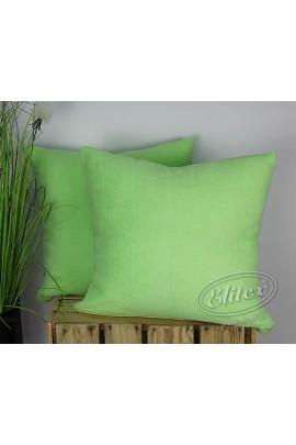 Наволочка ELITEX махра светло-зелёный
