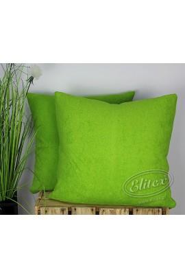 Наволочка ELITEX махра зелёный