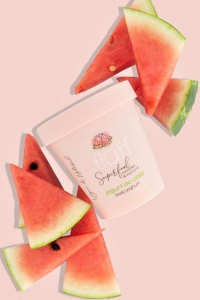 Йогурт для тела - сочный арбуз 180ml
