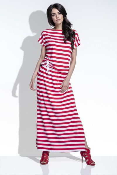 Платье Fobya f310 красный