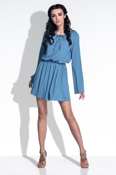 Платье Fobya f389 джинс