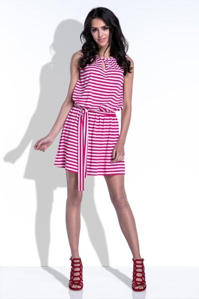 Платье Fobya f406 амарант