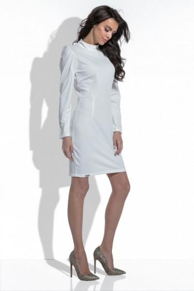 Платье Fobya f461 экрю