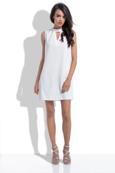 Платье Fobya f532 экрю