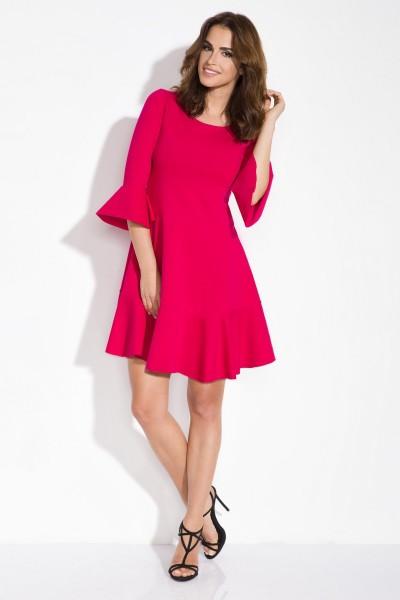 Платье Fimfi i106 амарант